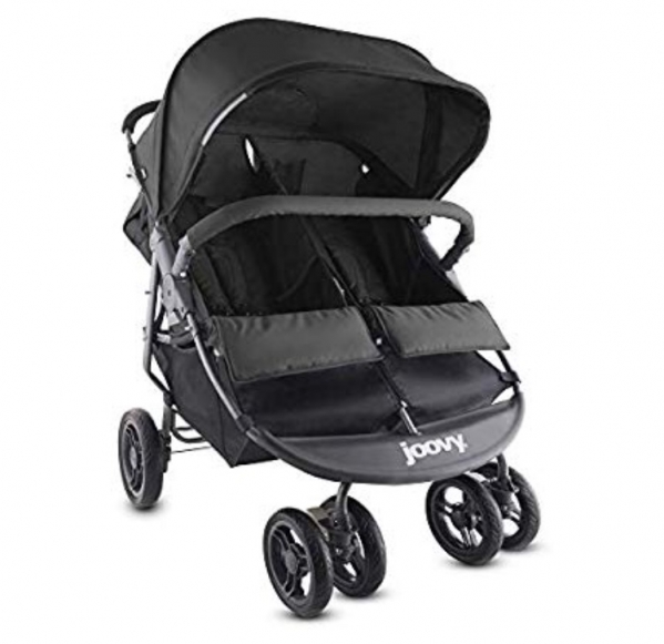 BabyQuip - Baby Equipment Rentals - Joovy side-by-side double stroller - Joovy side-by-side double stroller -