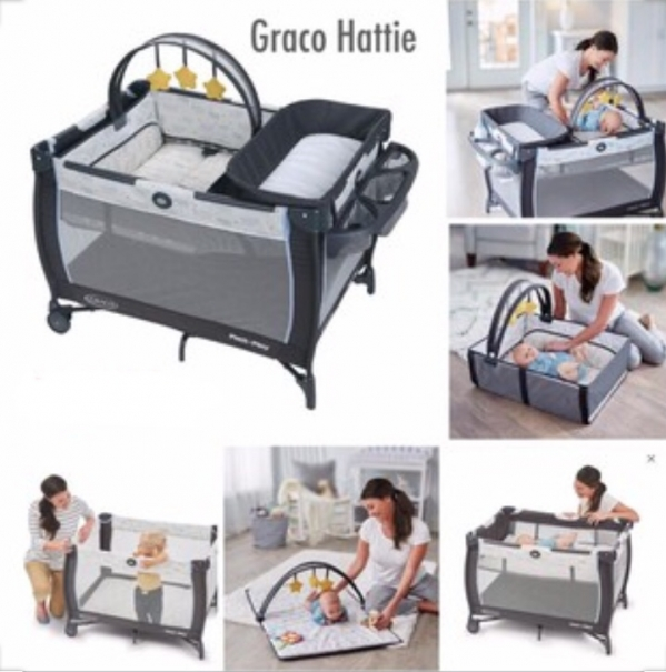 BabyQuip - Baby Equipment Rentals - Graco Pack n Play- Anywhere Dreamer - Graco Pack n Play- Anywhere Dreamer -