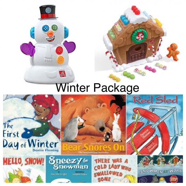 BabyQuip - Baby Equipment Rentals - Winter Package  - Winter Package  -