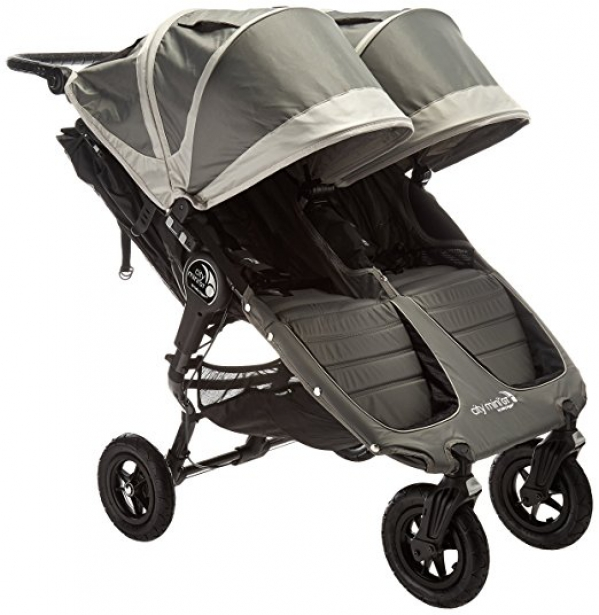 BabyQuip - Baby Equipment Rentals - Baby Jogger City Mini GT Double Stroller - Baby Jogger City Mini GT Double Stroller -