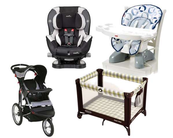 BabyQuip - Baby Equipment Rentals - Sleep Light Plus -  All In One - Sleep Light Plus -  All In One -