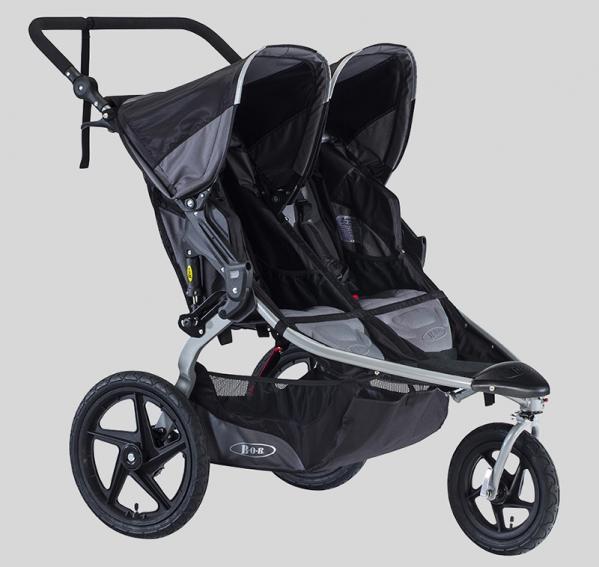 BabyQuip Baby Equipment Rentals - BOB Double Jogging Stroller  - Nicole Ramos - Chicago, IL