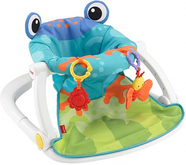 BabyQuip - Baby Equipment Rentals - Fisher-Price Sit-Me-Up Floor Seat - Fisher-Price Sit-Me-Up Floor Seat -