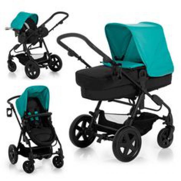 BabyQuip - Baby Equipment Rentals - I'COO Photon Stroller - I'COO Photon Stroller -
