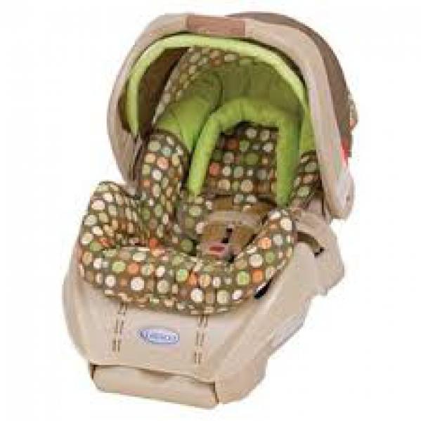BabyQuip - Baby Equipment Rentals - Graco Snugride Infant car seat - Graco Snugride Infant car seat -
