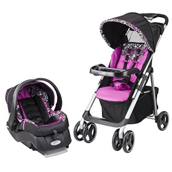 BabyQuip - Baby Equipment Rentals - Evenflo Vive Travel System - Evenflo Vive Travel System -