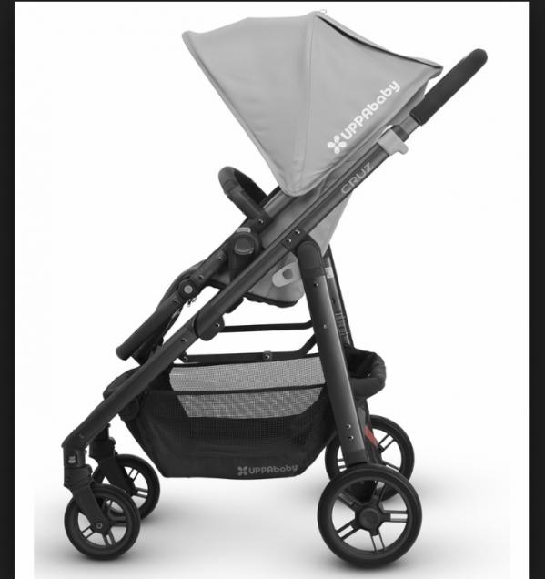 BabyQuip - Baby Equipment Rentals - Uppa Baby Cruz Stroller - Uppa Baby Cruz Stroller -