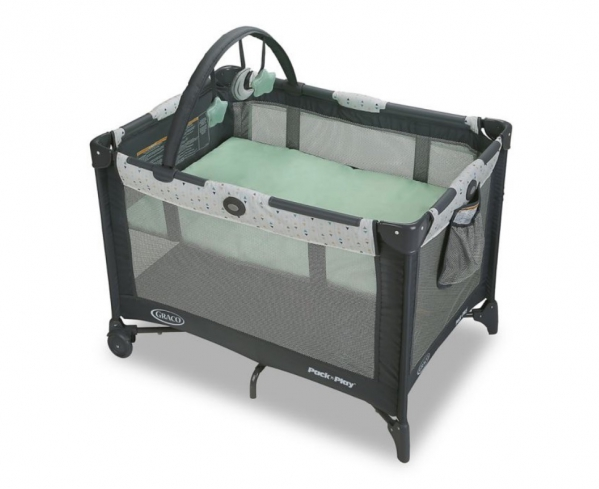 BabyQuip - Baby Equipment Rentals - Graco PacknPlay - Graco PacknPlay -