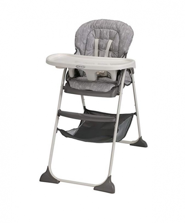 BabyQuip - Baby Equipment Rentals - Full Size Graco High Chair - Full Size Graco High Chair -