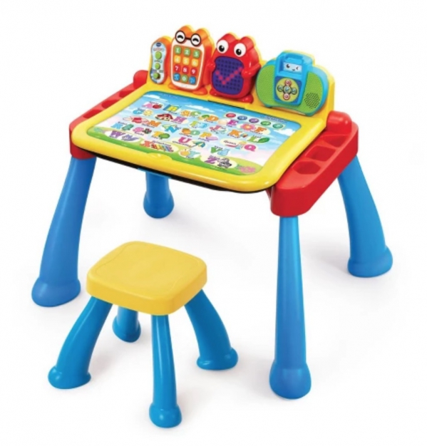 BabyQuip - Baby Equipment Rentals - Vtech Touch and Learn Activity Desk - Vtech Touch and Learn Activity Desk -