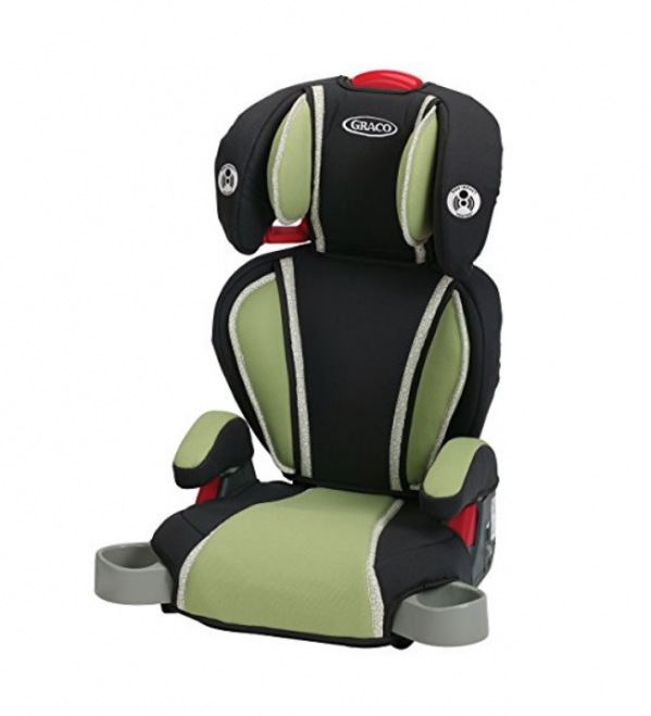 BabyQuip - Baby Equipment Rentals - Graco Highback Booster Car Seat - Graco Highback Booster Car Seat -