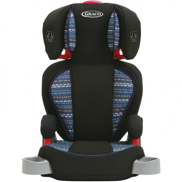 BabyQuip Baby Equipment Rentals - Highback Booster Car Seat - Jessi Juarez - Rochester, New York