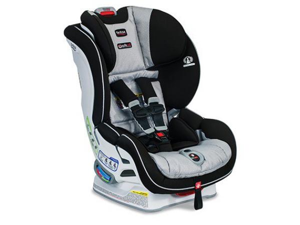BabyQuip - Baby Equipment Rentals - Britax Convertible Car Seat - Britax Convertible Car Seat -