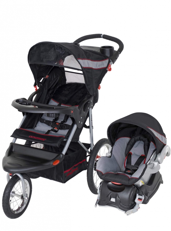 BabyQuip - Baby Equipment Rentals - Travel System (Jogging Stroller)  - Travel System (Jogging Stroller)  -