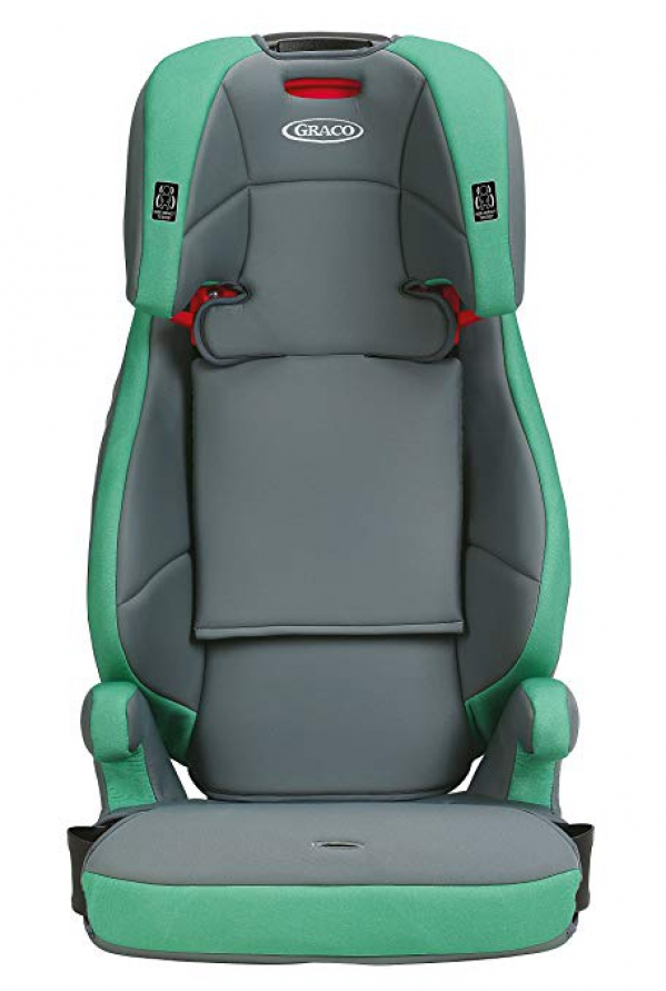 BabyQuip - Baby Equipment Rentals - High Back Booster Seat - High Back Booster Seat -