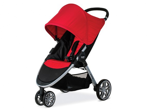 BabyQuip Baby Equipment Rentals - Stroller - Amy & Eliot Weinstein - Virginia Beach, Virginia