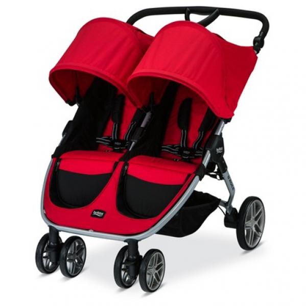 BabyQuip - Baby Equipment Rentals - Stroller: Double Stroller - Stroller: Double Stroller -