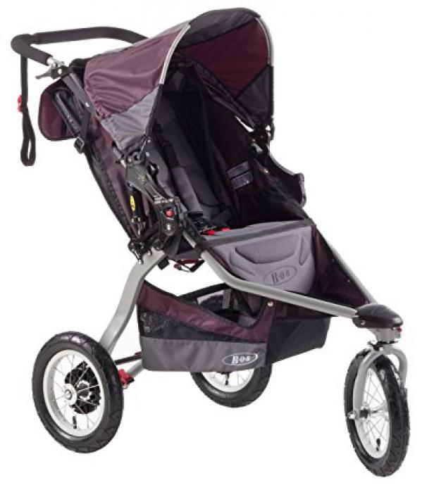 BabyQuip Baby Equipment Rentals - Stroller: BOB Jogger - Amy & Eliot Weinstein - Virginia Beach, Virginia