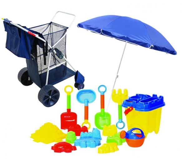 BabyQuip - Baby Equipment Rentals - Beach Vacation Package - Beach Vacation Package -