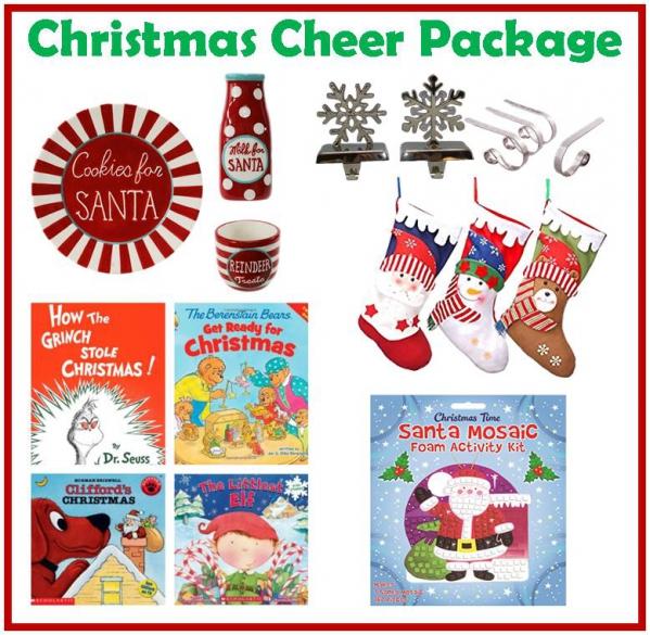 BabyQuip - Baby Equipment Rentals - Christmas Cheer Package - Christmas Cheer Package -