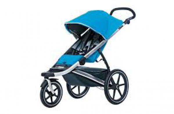 BabyQuip - Baby Equipment Rentals - Stroller: Thule Jogger - Stroller: Thule Jogger -