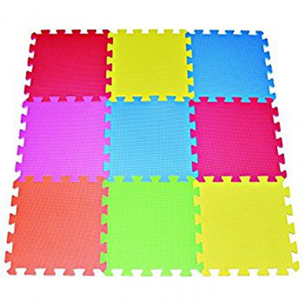 BabyQuip - Baby Equipment Rentals - Foam Floor Mat - Foam Floor Mat -