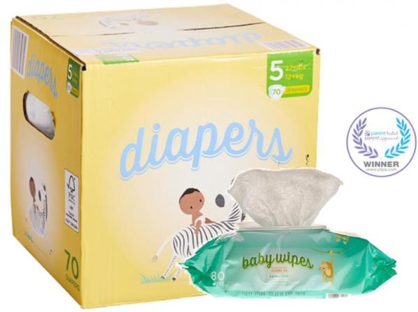 BabyQuip - Baby Equipment Rentals - Diapers and Wipes - Lidl Brand - Diapers and Wipes - Lidl Brand -