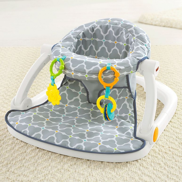 BabyQuip - Baby Equipment Rentals - Floor Seat - Floor Seat -