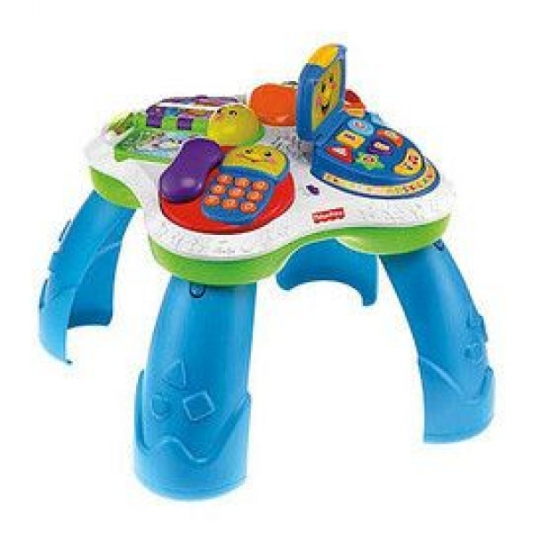 BabyQuip - Baby Equipment Rentals - Activity Table - Activity Table -