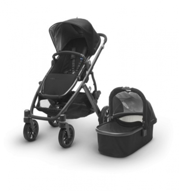BabyQuip - Baby Equipment Rentals - UppaBaby Vista Stroller - UppaBaby Vista Stroller -