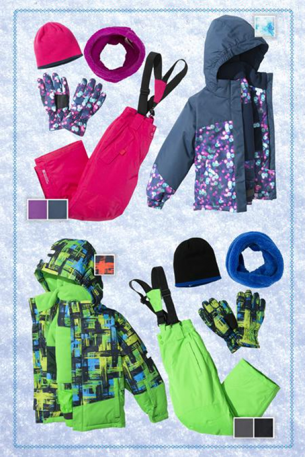 A Snow Gear Package