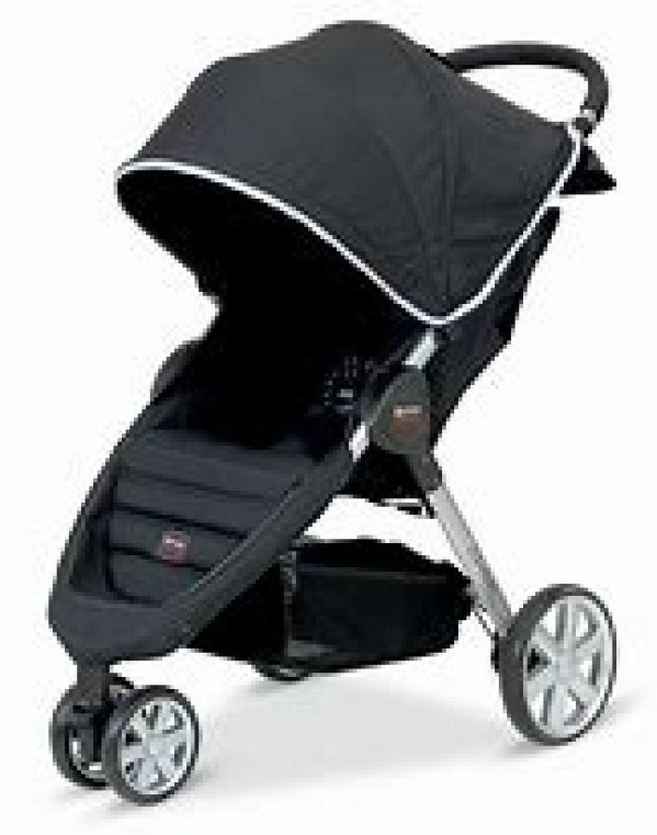 BabyQuip - Baby Equipment Rentals - Britax B-Agile - Britax B-Agile -