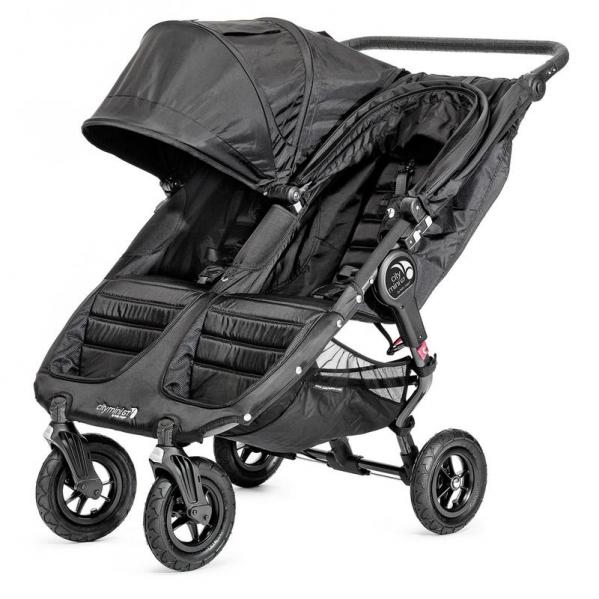 BabyQuip - Baby Equipment Rentals - City Mini GT Double Stroller - City Mini GT Double Stroller -