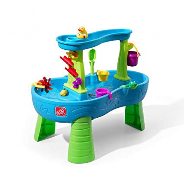 Step2 Rain Showers Water Table