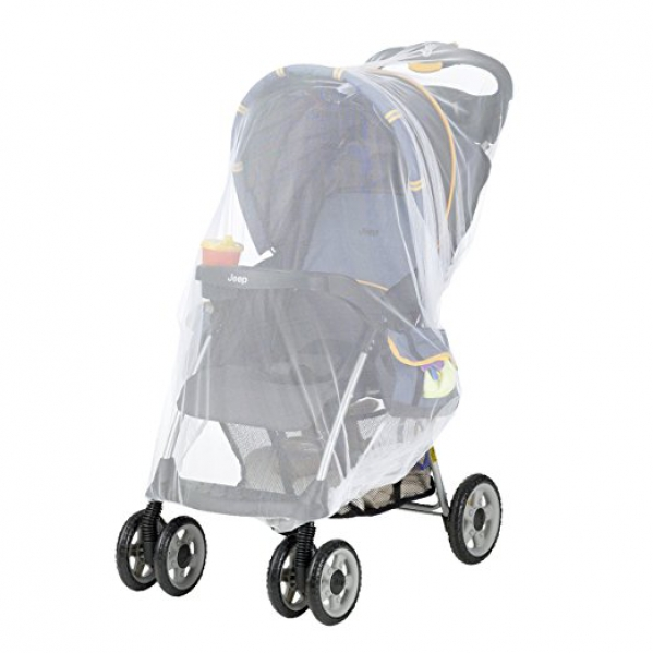 BabyQuip - Baby Equipment Rentals - Jeep Mosquito Net For Strollers and Car Seats - Jeep Mosquito Net For Strollers and Car Seats -