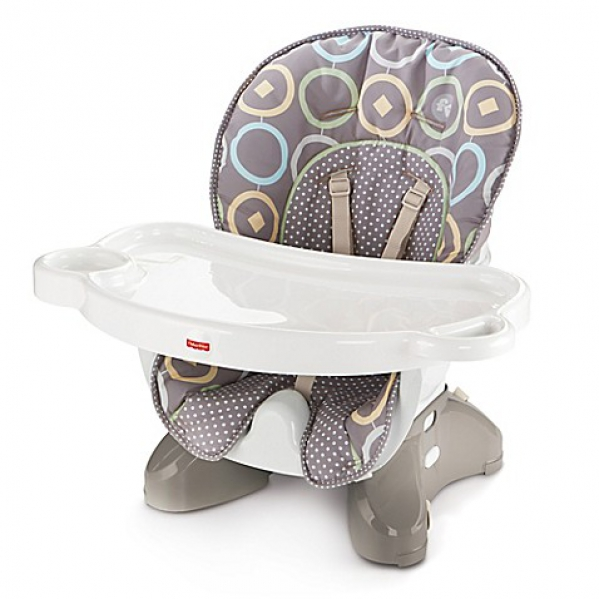 BabyQuip - Baby Equipment Rentals - Fischer Price Space Saver High Chair  - Fischer Price Space Saver High Chair  -