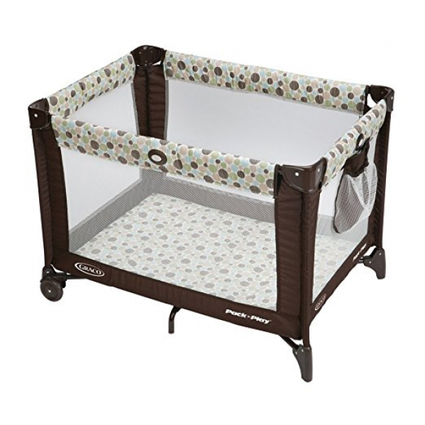 BabyQuip - Baby Equipment Rentals - Graco Pack n'Play Playard - Graco Pack n'Play Playard -