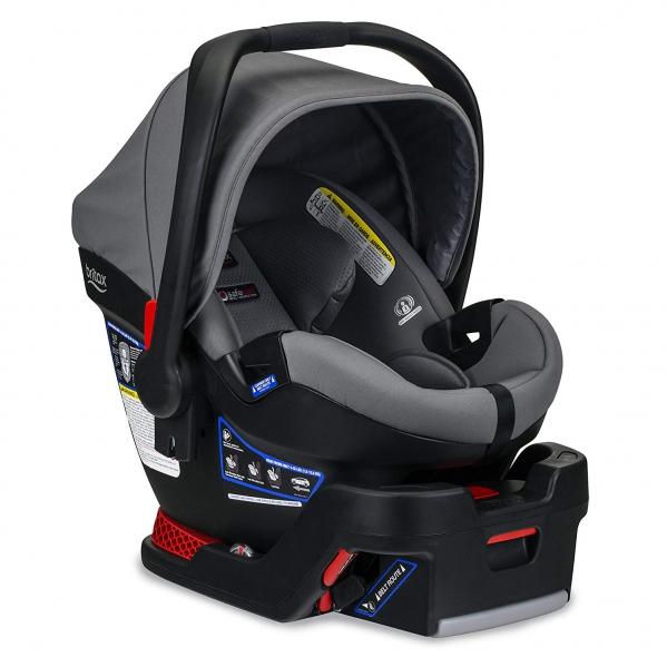BabyQuip - Baby Equipment Rentals - Britax B-Safe Ultra Infant Car Seat - Britax B-Safe Ultra Infant Car Seat -