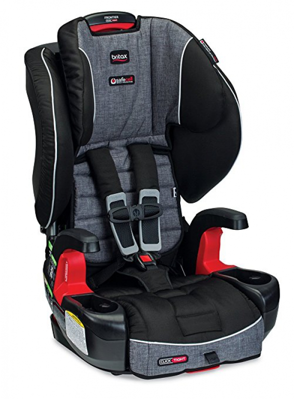 BabyQuip - Baby Equipment Rentals - Britax Frontier Clicktight Combination Car Seat - Britax Frontier Clicktight Combination Car Seat -