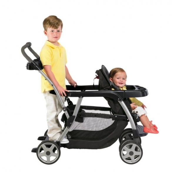 BabyQuip - Baby Equipment Rentals - Graco Stroller Ready 2 Grow - Graco Stroller Ready 2 Grow -