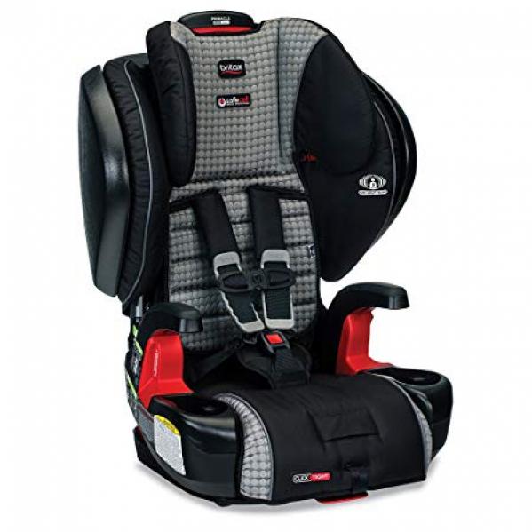 BabyQuip - Baby Equipment Rentals - Britax Pinnacle Click Tight Harness-2-Booster - Britax Pinnacle Click Tight Harness-2-Booster -