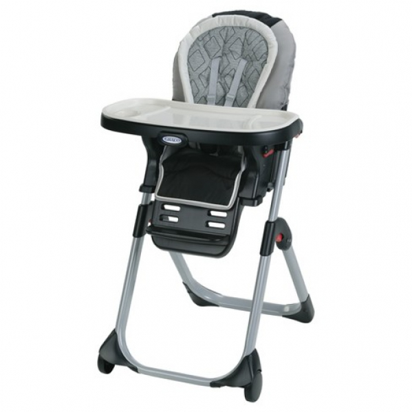 BabyQuip - Baby Equipment Rentals - Graco Duo Diner Convertible High Chair 3-in-1 - Graco Duo Diner Convertible High Chair 3-in-1 -