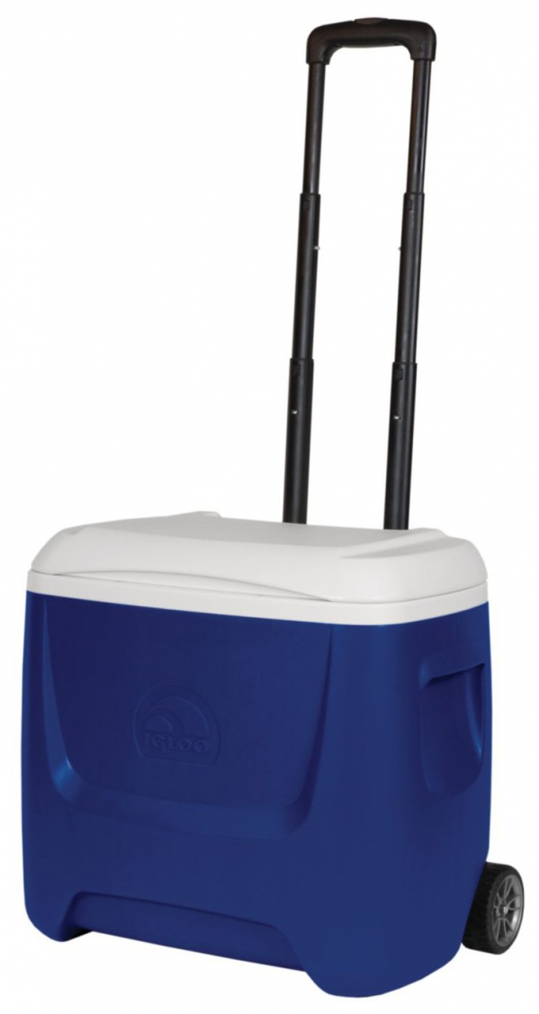 BabyQuip - Baby Equipment Rentals - Portable cooler with handle and wheels - 28 quart - Portable cooler with handle and wheels - 28 quart -