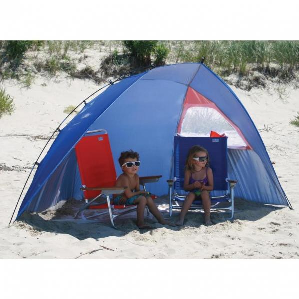 BabyQuip - Baby Equipment Rentals - Beach tent sun shelter - Beach tent sun shelter -