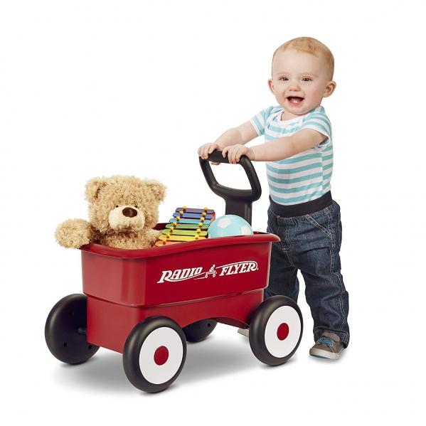 BabyQuip - Baby Equipment Rentals - Radio Flyer Push And Pull Wagon - Radio Flyer Push And Pull Wagon -