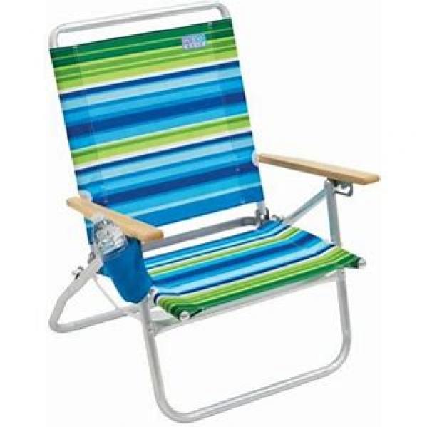 BabyQuip - Baby Equipment Rentals - Beach chair with reclining back - Beach chair with reclining back -