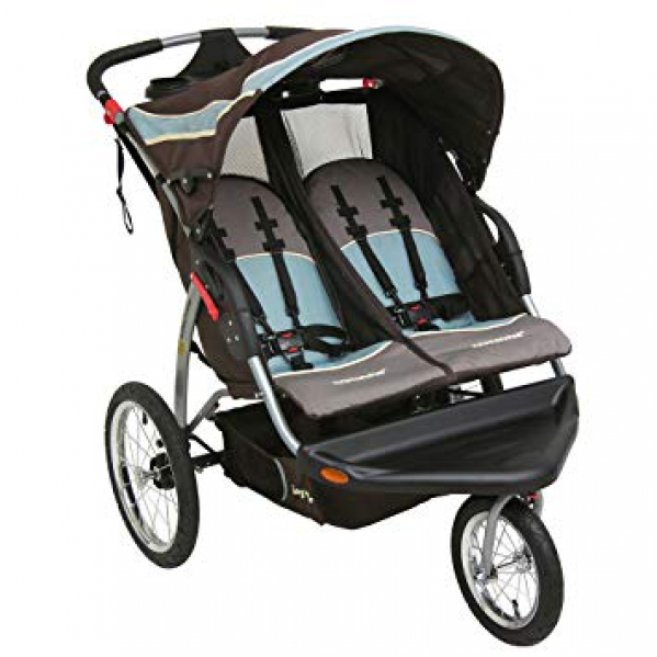 Double Stroller -SidebySide (BabyTrend Expedition)