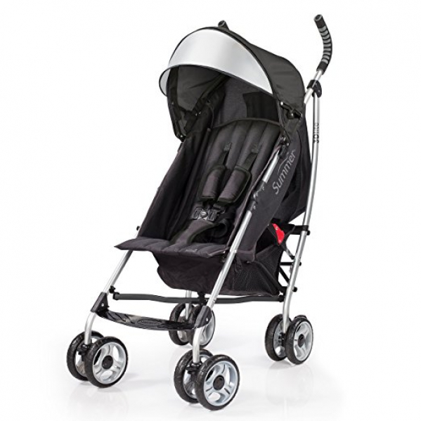Summer Infant 3D Light Convenience Stroller