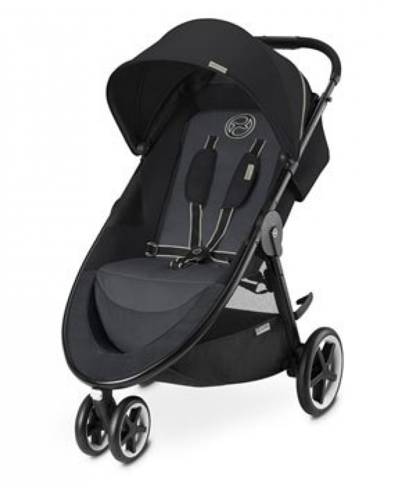BabyQuip - Baby Equipment Rentals - Cybex Single Lightweight Stroller  - Cybex Single Lightweight Stroller  -