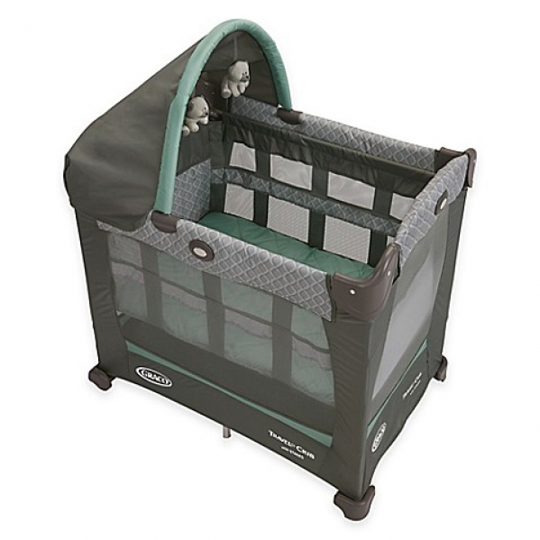 BabyQuip - Baby Equipment Rentals - Travel bassinet - Travel bassinet -